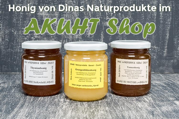 Dinas Honig im Shop erhältlich