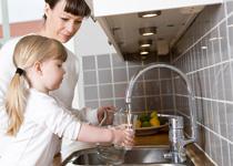 Erfrischung für Familien