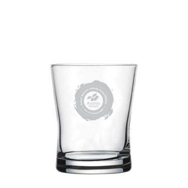 Packshot: Aronia Trinkglas mit 240ml Fassungsvermögen