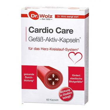 Dr. Wolz Cardio Care Packshot