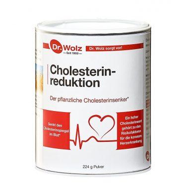 Dr. Wolz Cholesterinreduktion 224 g Pulver Packshot