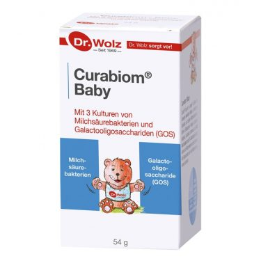 Dr. Wolz Curabiom Baby Packshot