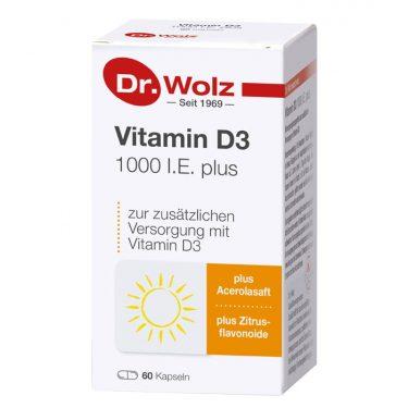 Dr. Wolz Vitamin D3