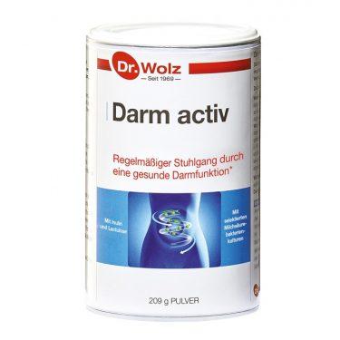 Dr. Wolz Darm Activ 209 g - Packshot