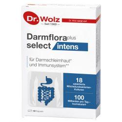 Darmflora plus select intens Dr. Wolz 40 Kapseln (Packshot)