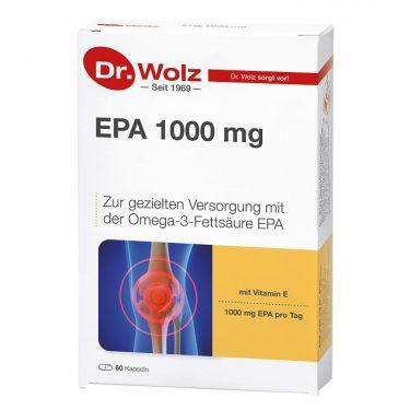 EPA 1000 mg Dr. Wolz (Packshot)