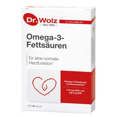 Dr. Wolz Omega3 Fettsäuren (Packshot)