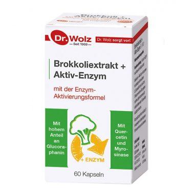 Dr. Wolz Brokkoliextrakt 60 Kapseln