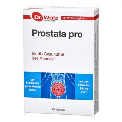 Dr. Wolz Prostata Pro Packshot