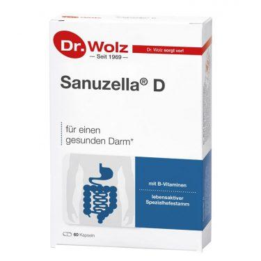 Dr. Wolz Sanuzella D - Packshot