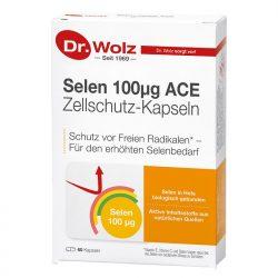 Selen 100µg ACE Dr. Wolz Packshot
