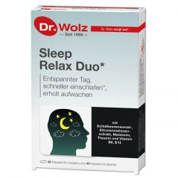 Dr. Wolz Sleep Relax Duo Packshot