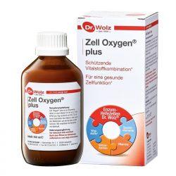 Zell Oxygen Plus Flasche (Packshot)