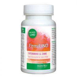 FemiLIND Nahrungsergänzung - 60 Kapseln (Packshot)