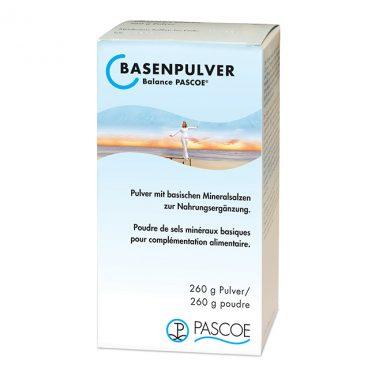 Basenpulver 260g von Pascoe