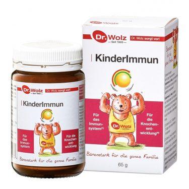 Dr. Wolz KinderImmun 65g Packshot